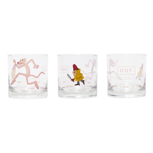 HUF X PINK PANTHER DRINKING GLASS-The Collateral
