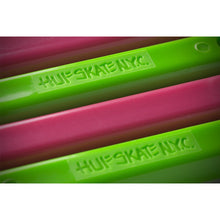 HUF X SKATE NYC RAILS // NEON GREEN-The Collateral