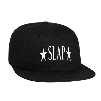 HUF X SLAP 6 PANEL // BLACK-The Collateral