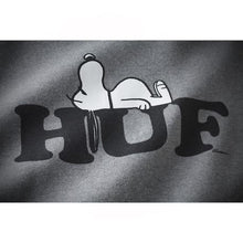 HUF X SNOOPY PULLOVER HOOD // GREY HEATHER-The Collateral