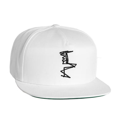 HUF X STAY HIGH 149 SNAPBACK // WHITE-The Collateral