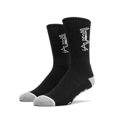 HUF X STAY HIGH 149 SOCK // BLACK-The Collateral