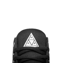 HUF X THRASHER CLASSIC LO // BLACK CANVAS-The Collateral