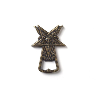 HUF X THRASHER GOAT BOTTLE OPENER \\ BRONZE-The Collateral