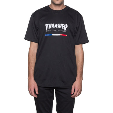 HUF X THRASHER TDS JERSEY-The Collateral