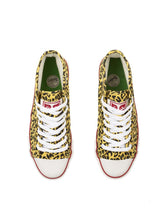 WARRIOR SHOES X OBEY // LEOPARD ENERGY YELLOW