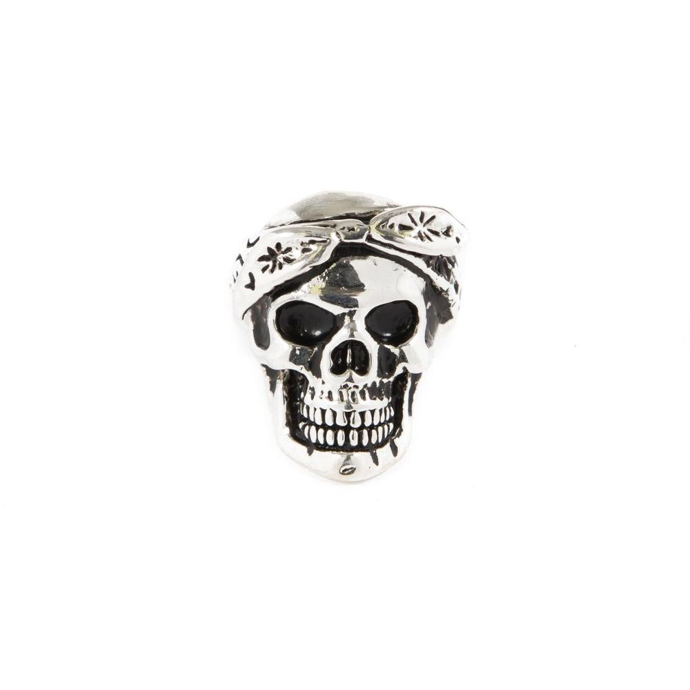 HAN CHOLO CALI LOVE RING // BRASS SILVER