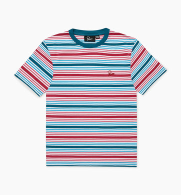 PARRA STRIPED T-SHIRT // MULTI