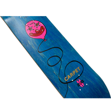 CARPET BALLOON DECK // 8.25""