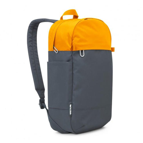 incase Campus Compact Backpack // ORANGE-STORM BLUE-The Collateral