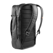 incase Leather and Canvas Campus Backpack // BLACK-The Collateral