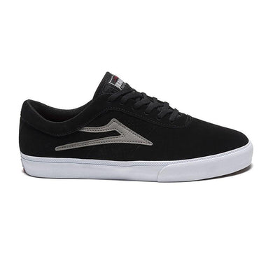 LAKAI SHEFFIELD // BLACK/GREY SUEDE