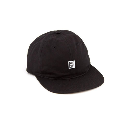 OBEY EIGHTY NINE HAT // BLACK-The Collateral