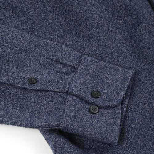 OBEY HARRINGTON WOVEN // NAVY-The Collateral