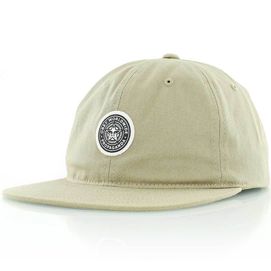 OBEY ICON HAT // KHAKI-The Collateral