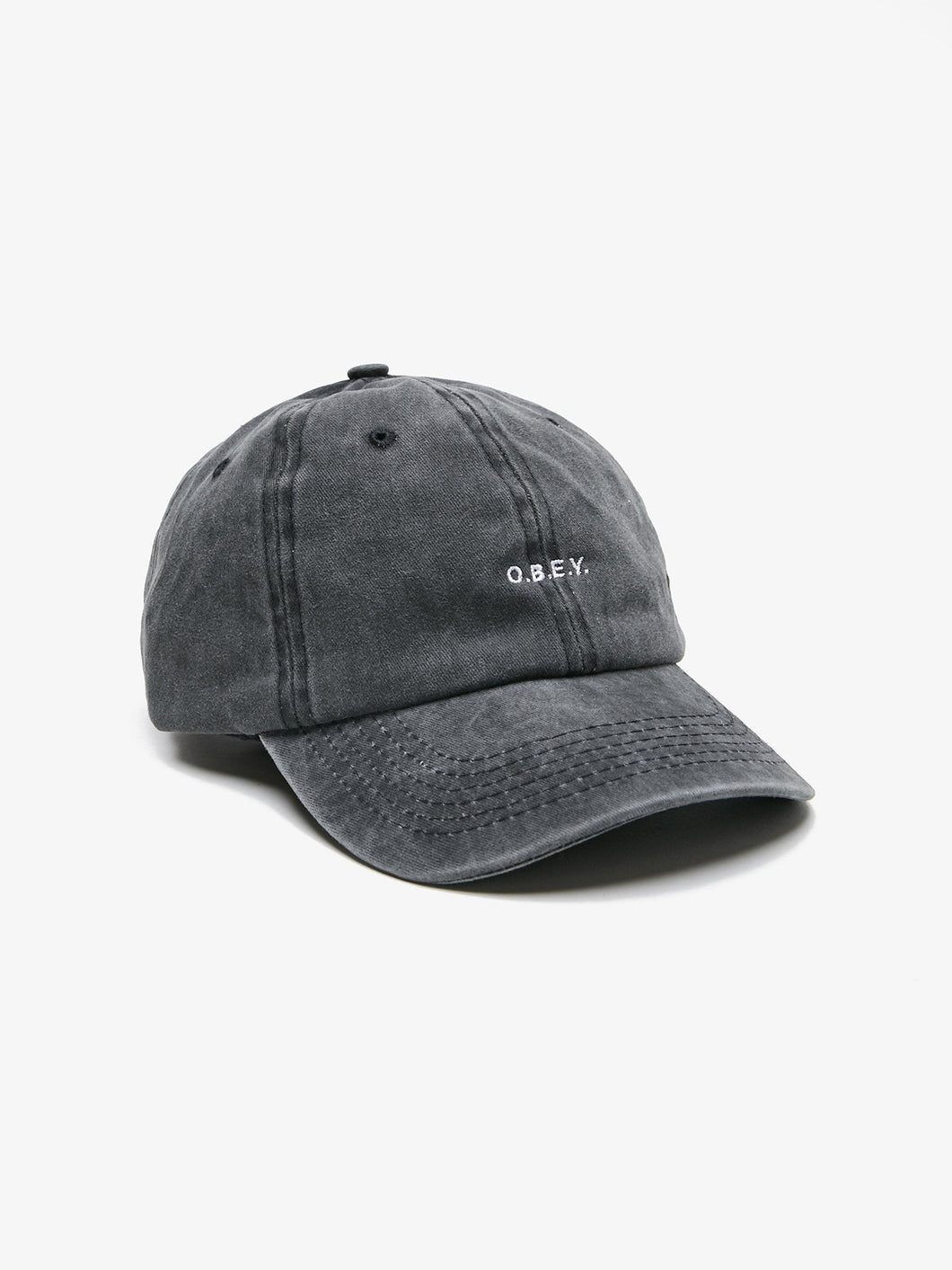 OBEY O.B.E.Y. 2 HAT // DUSTY BLACK-The Collateral