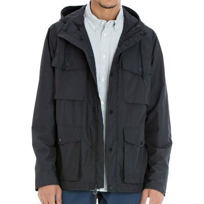 OBEY ROAD TRIP JACKET // BLACK-The Collateral