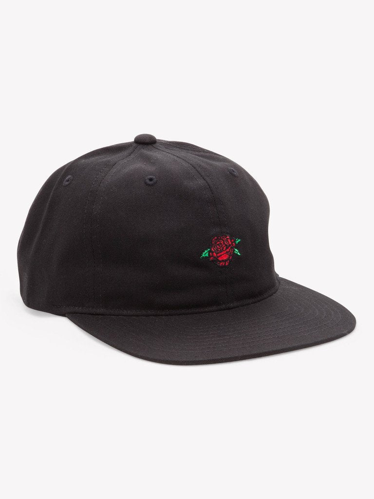 OBEY ROSE HAT // BLACK-The Collateral