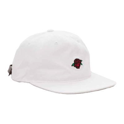 OBEY ROSE HAT // WHITE-The Collateral