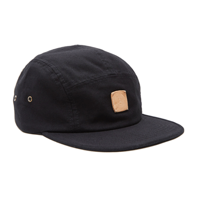OBEY SANTA FE 5 PANEL // BLACK-The Collateral