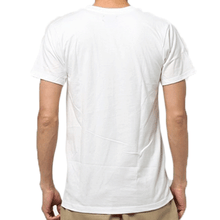 OBEY SICKLE KNIT TEE // WHITE-The Collateral