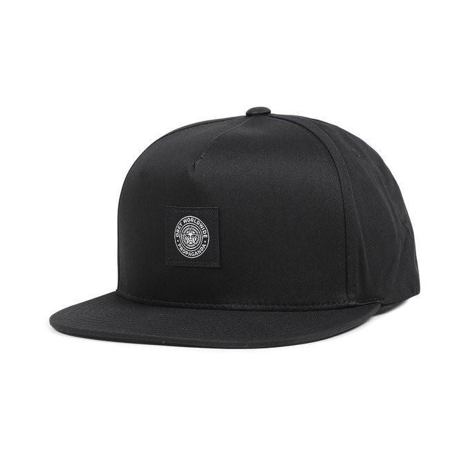 OBEY WORLDWIDE SEAL SNAPBACK // BLACK-The Collateral