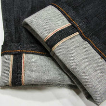 OBEY NEW THREAT SELVEDGE DENIM // RAW INDIGO