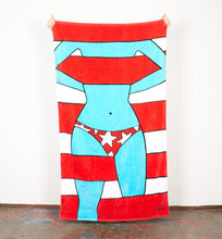 PARRA BEACH TOWEL LUXAFLEX-The Collateral