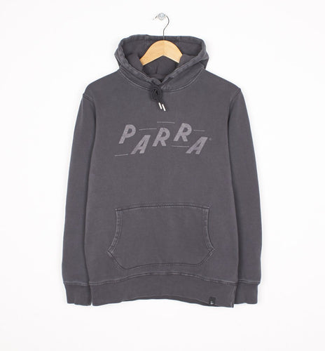 PARRA HOODED SWEATER PARRA RACING-The Collateral