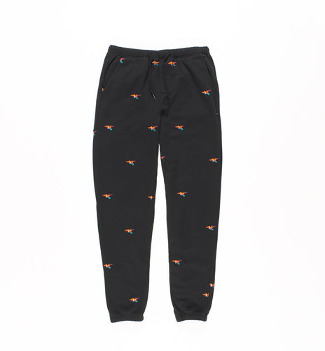 PARRA SWEATPANTS BIRDS ALLOVER-The Collateral