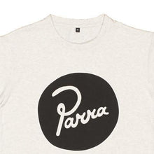 PARRA T-SHIRT CIRCLE LOGO // OATMEAL-The Collateral