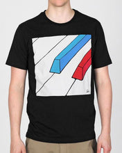 PARRA T-SHIRT REJECTED PIANO // BLACK-The Collateral