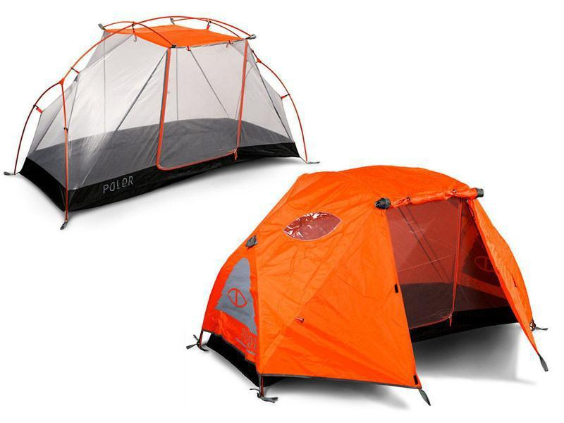 sc 1 st  The Collateral & POLER ONE MAN TENT ORANGE u2013 The Collateral