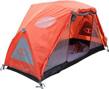 POLER ONE MAN TENT ORANGE-The Collateral