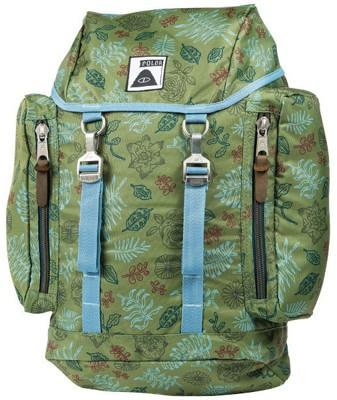 POLER RUCKSACK // BROTANICAL MOSSY-The Collateral