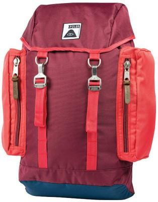 POLER RUCKSACK // SWEET BERRY WINE/STEEL BLUE/CAYENNE-The Collateral