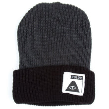 POLER TRAILBOSS BEANIE // CHARCOAL HEATHER-The Collateral