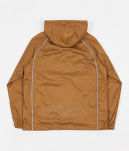 STUSSY 3M PIPING PULLOVER // BRONZE-The Collateral