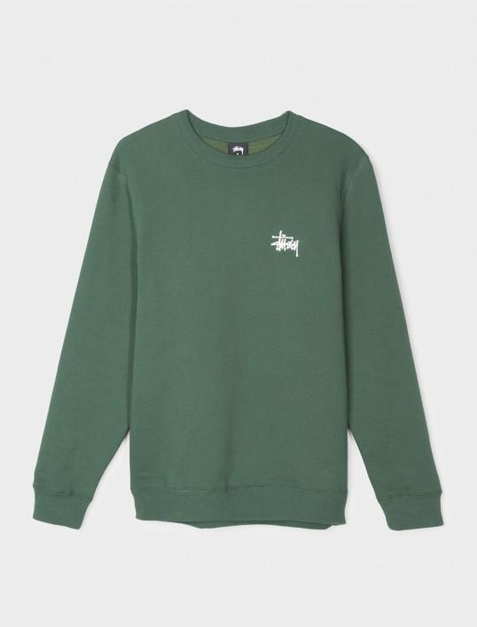 STUSSY BASIC STÜSSY CREW // DARK FOREST-The Collateral