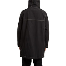 STUSSY NYLON PULLOVER PARKA // BLACK-The Collateral