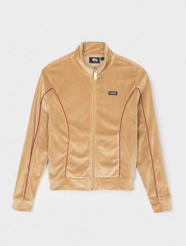 STUSSY OAKWOOD TRACK JACKET-The Collateral