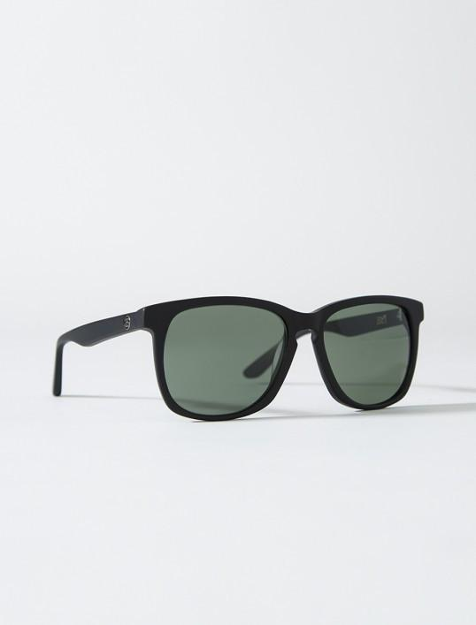 STUSSY ZOEY // MATTE BLACK/GREEN-GREY-The Collateral