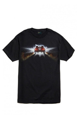 THE HUNDREDS 88 T-SHIRT // BLACK-The Collateral