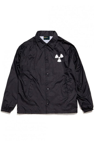 THE HUNDREDS DOC'S COACHES JACKET // BLACK-The Collateral