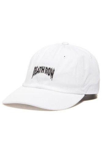 THE HUNDREDS X DEATH ROW DAD HAT // WHITE-The Collateral