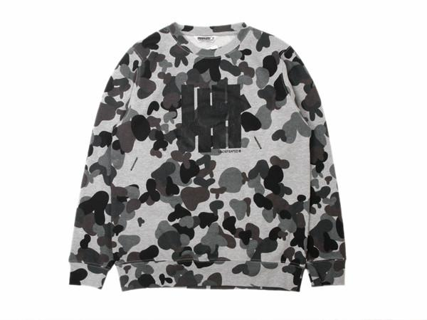 UNDEFEATED 5 STRIKE CREW // CAMO-The Collateral
