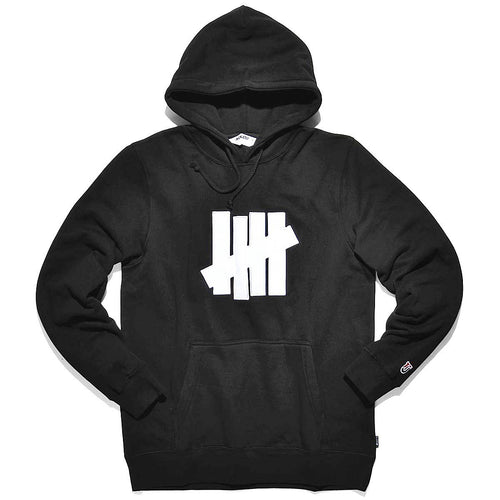 UNDEFEATED 5 STRIKE HOOD // BLACK