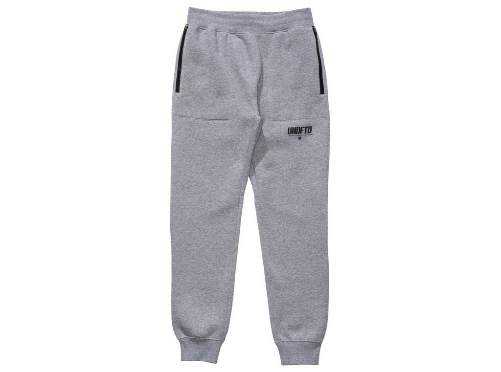 UNDEFEATED TECHNICAL SWEATPANT // GREY HEATHER-The Collateral