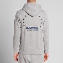 UNDEFEATED UNDEFEATED STARS ZIP HOOD // GREY HEATHER-The Collateral