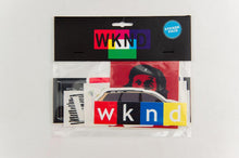 WKND Sticker Pack (10 Stickers)-The Collateral